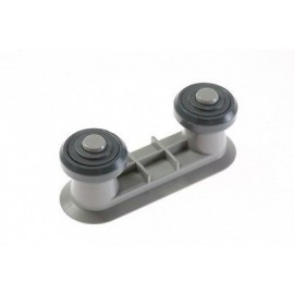 SUPPORTO ROTAIA CESTO SUPERIORE LAVASTOVIGLIE ARISTON INDESIT C00256828