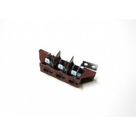 MORSETTIERA 40A TERMINAL BLOCK FORNO ARISTON INDESIT ORIGINALE C00005156