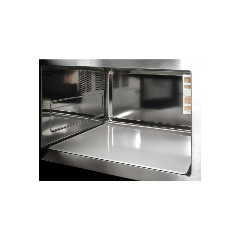 Forno a microonde professionale whirlpool 25 litri mod pro25ix ami025 - Whirlpool forno a microonde ...
