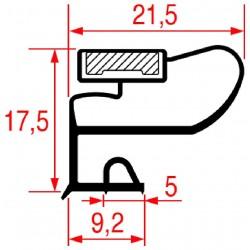 SUPPORTO GRIGLIE INOX 3466    CODICE 3391917 10 pezzi